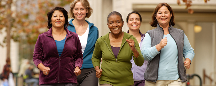 Picture of Women on Power Walk